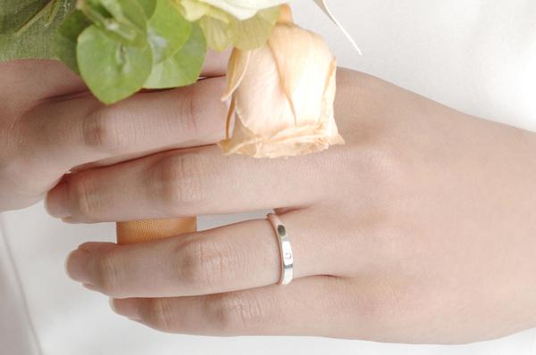 指輪の位置で意味が変わる!それぞれの指輪の意味を紹介!